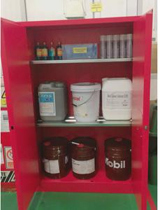 SYSBEL可燃液体安全柜应用案例